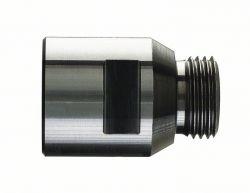 Adapter do diamentowych koronek wiertniczych M 16, G 1/2