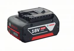 Akumulator wsuwany 18 V Heavy Duty (HD), 4,0 Ah, Li-Ion, GBA M-C
