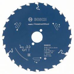 Tarcza pilarska Expert for Construct Wood 210 x 30 x 2,0 mm, 30 piła widiowa