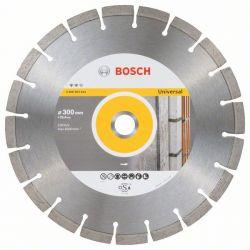Diamentowa tarcza tnąca Expert for Universal 300 x 25,40 x 2,8 x 12 mm