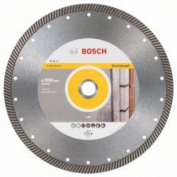 Diamentowa tarcza tnąca Expert for Universal Turbo 300 x 25,40 x 2,2 x 12 mm
