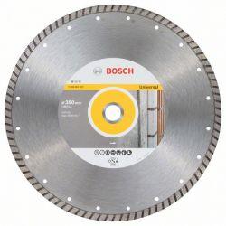 Diamentowa tarcza tnąca Standard for Universal Turbo 350 x 25,40 x 3 x 10 mm