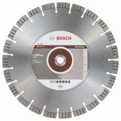 Diamentowa tarcza tnąca Best for Abrasive 350 x 20,00 x 3,2 x 15 mm