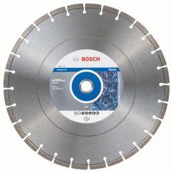 Diamentowa tarcza tnąca Standard for Stone 400 x 25,40 x 3,2 x 10 mm