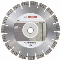 Diamentowa tarcza tnąca Best for Concrete 300 x 25,40 x 2,8 x 15 mm