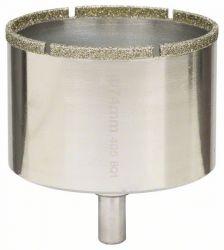 Diamentowa piła otwornica średnica = 74 mm