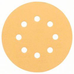 Papier ścierny C470, opakowanie 50 szt. 125 mm, 150