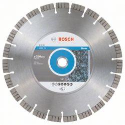 Diamentowa tarcza tnąca Best for Stone 350 x 25,40 x 3,2 x 15 mm