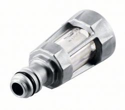 Osprzęt systemowy Metalowy filtr wody