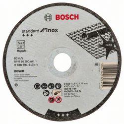 Tarcza tnąca prosta Standard for Inox WA 46 T BF, 150 mm, 22,23 mm, 1,6 mm