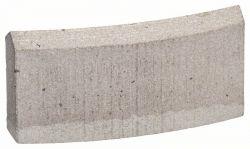 Segmenty do diamentowych koronek wiertniczych 1 1/4`` UNC Best for Concrete 7; 11,5 mm