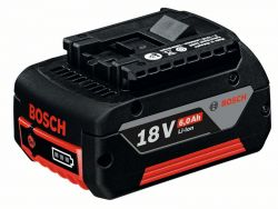 Akumulator wsuwany 18 V Heavy Duty (HD), 6,0 Ah, Li-Ion, GBA