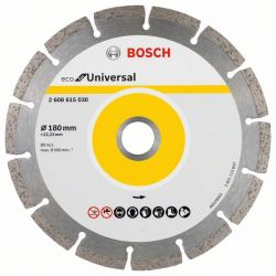 Diamentowa tarcza tnąca ECO for Universal 180x22.23x2.2x7