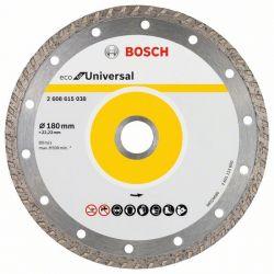Diamentowa tarcza tnąca ECO for Universal 180x22.23x2.6x7