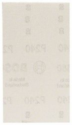 Papier ścierny 70 x 125 mm, 240