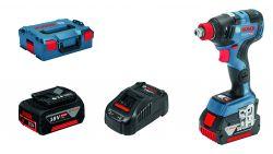 Akumulatorowy klucz udarowy GDX 18V-200 C