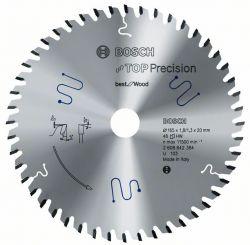 Tarcza pilarska Top Precision Best for Multi Material 165 x 20 x 1,8 mm, 56 piła widiowa