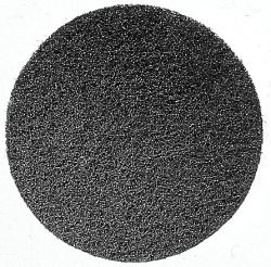 Włóknina szlifierska 128 mm, 800, węglik krzemu (SiC), bez weluru, mała