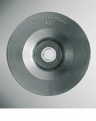 Standardowy talerz oporowy M14 180mm 180 mm, 8.500 min-1