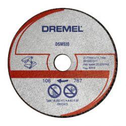 DREMEL® DSM20 tarcza tnąca do metalu i plastiku