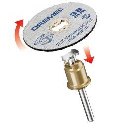 DREMEL® EZ SpeedClic: tarcze tnące do metalu (pakowane po 5).