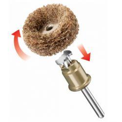 DREMEL® EZ SpeedClic: tarcze ścierne do wykańczania powierzchni, ziarnistość 180 i 280