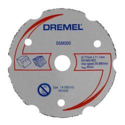DREMEL® DSM20 uniwersalna węglikowa tarcza tnąca