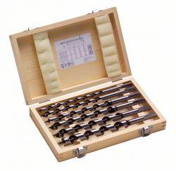 6-częściowy zestaw wierteł krętych 10; 12; 14; 16; 18; 20 mm/235 mm