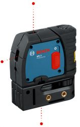 Laser punktowy GPL 3