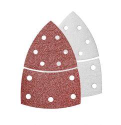 25-częściowy zestaw papierów ściernych C470 i C430 102 x 62, 93 mm, 3x40, 6x80, 3x120, 3x180, 2x40, 2x80, 4x120, 2x180