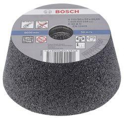 Pokrywa szlifierska, stożkowa - kamień/beton 90 mm, 110 mm, 55 mm, 24