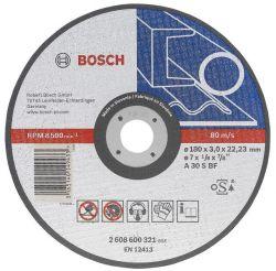 Tarcza tnąca prosta Expert for Metal A 30 R BF, 300 mm, 3,2 mm