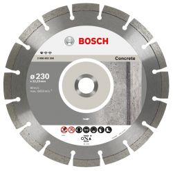 Diamentowa tarcza tnąca Standard for Concrete 230 x 22,23 x 2,3 x 10 mm
