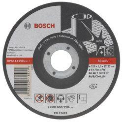 Tarcza tnąca prosta Best for Inox – Rapido Long Life AS 60 V BF 41, 125 mm, 22,23 mm, 1,0 mm