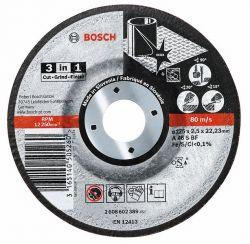 Tarcza 3 w 1 A 46 S BF, 115 mm, 2,5 mm