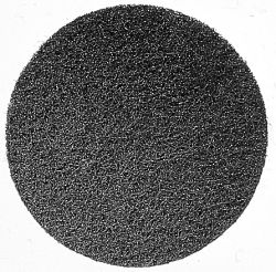 Włóknina szlifierska 128 mm, 100, korund, duża