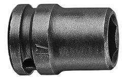 Klucz nasadowy 10 mm, 40 mm, 25 mm, M 6, 17,6 mm
