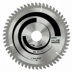 Tarcza pilarska Multi Material 160 x 20/16 x 2,4 mm; 42